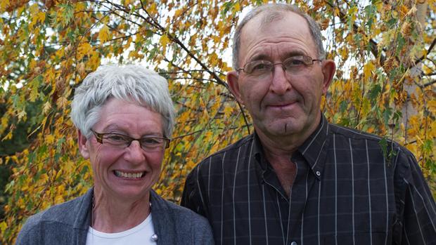 Debbie + Brian Headon