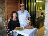The chef who taught me Ribollita soup!