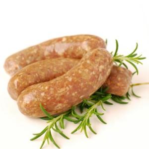 Italian lamb sausage